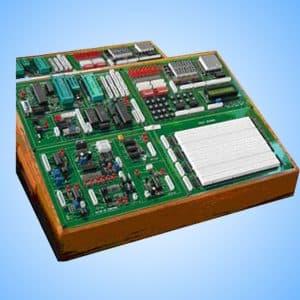 Bộ thực hành vi điều khiển 8051 cơ bản