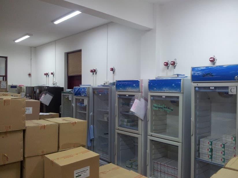 Các dự án và công trình của ECAPRO