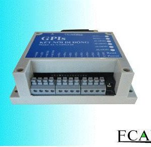 TB báo động qua tin nhắn và cuộc gọi có âm thanh, ECA-GPIs4.1V