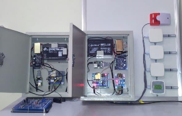 Thiết bị giám sát, điều khiển và thu thập dữ liệu từ xa qua GSM và Internet GPIs4.4ETH
